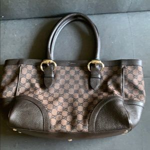 Gucci Tote Bag authentic!!!!